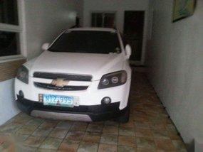 Chevrolet Captiva 2010 Automatic Diesel for sale in Las Piñas
