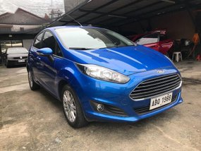 2015 Ford Fiesta for sale in Parañaque