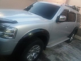 Selling 2009 Ford Everest Automatic Diesel at 112000 km