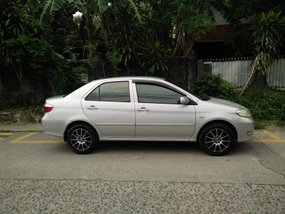 Used Toyota Vios 2005 Manual in Pasig
