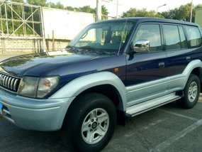 2nd Hand Toyota Land Cruiser Prado 1998 at 130000 km for sale
