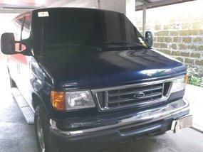 Selling 2nd Hand Ford E-150 2007 Automatic Gasoline at 49246 km in Angeles