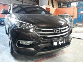 Hyundai Santa Fe 2017 Automatic Diesel for sale in Marikina