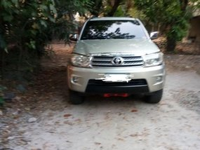 Selling 2nd Hand Toyota Fortuner 2011 in Bocaue