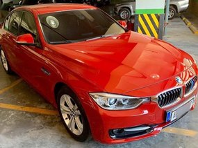 2nd Hand Bmw 320D 2014 for sale in Mandaluyong