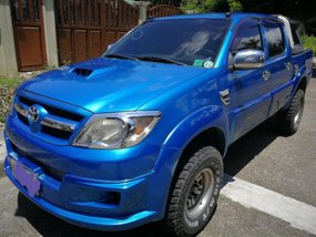 2nd Hand Toyota Hilux 2004 for sale in Angeles