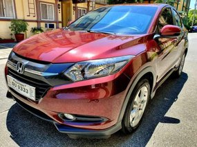 Selling Honda Hr-V 2016 Automatic Gasoline in Taguig