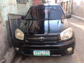 2nd Hand Toyota Rav4 2004 for sale in Manila