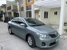Selling 2nd Hand Toyota Altis 2012 in Tarlac City