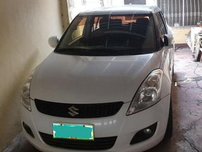 Selling 2nd Hand Suzuki Swift 2012 in Quezon City