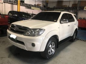 Selling 2nd Hand Toyota Fortuner 2007 at 90000 km in Mandaue