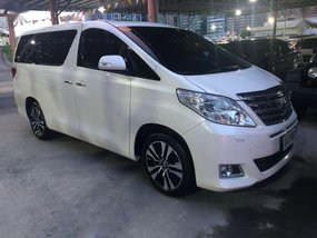 Selling Toyota Alphard 2015 Automatic Gasoline in Manila