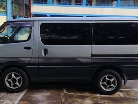 Selling 2nd Hand Toyota Hiace 1995 Van in Olongapo