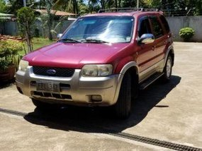 2nd Hand Ford Escape 2005 Automatic Gasoline for sale in Tudela