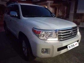 Selling 2nd Hand Toyota Land Cruiser 2015 in Cebu City