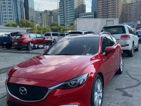 Selling Mazda 6 2017 Wagon Automatic Gasoline in Pasig
