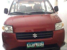 2nd Hand Suzuki Apv 2013 for sale in Bacoor