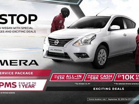 Selling Brand New Nissan Almera 2019 in Cainta