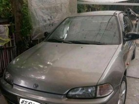 2nd Hand Honda Civic 1993 Manual Gasoline for sale in Biñan
