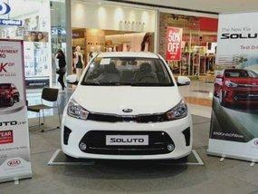 Brand New Kia Soluto 2019 Automatic Gasoline for sale in Dasmariñas