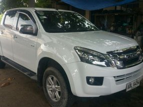 Selling 2nd Hand Isuzu D-Max 2015 in Cabuyao