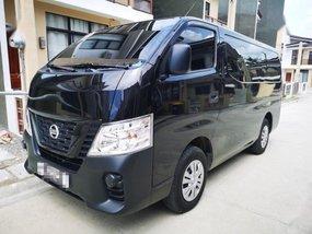 2nd Hand Nissan Urvan 2018 Manual Diesel for sale in Cebu City