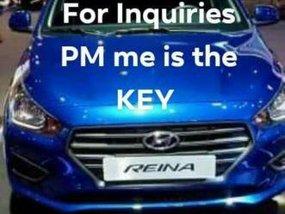 Hyundai Reina 2019 Manual Gasoline for sale in Quezon City