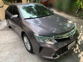 Selling Toyota Camry 2016 at 8000 km in Pasig