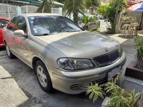 Sell 2nd Hand 2002 Nissan Sunny Automatic Gasoline at 123000 km in Parañaque