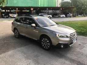 Selling Subaru Outback 2016 Automatic Gasoline in Pasig