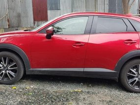 Sell 2nd Hand 2018 Mazda Cx-3 Automatic Gasoline at 30000 km in Quezon City