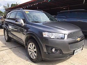 Selling Chevrolet Captiva 2015 Automatic Diesel in Mandaue