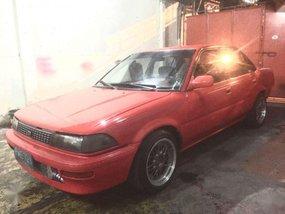 2nd Hand Toyota Corolla 1989 Manual Gasoline for sale in Makati