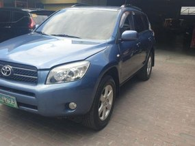 2nd Hand Toyota Rav4 2007 Automatic Gasoline for sale in Pasig