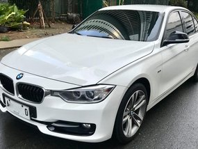 Sell 2nd Hand 2014 Bmw 318D at 25000 km in Taguig