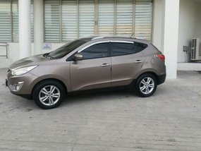 Sell 2nd Hand 2012 Hyundai Tucson Automatic Gasoline at 76412 km in Angeles