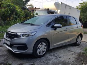 2nd Hand Honda Jazz 2018 Manual Gasoline for sale in San Ildefonso