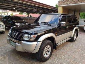 Selling Nissan Patrol 2001 Automatic Diesel in Bacoor