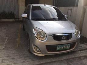Selling 2nd Hand Kia Picanto 2012 at 50000 km in Quezon City