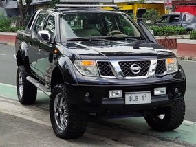Selling Nissan Navara 2012 Automatic Diesel in Quezon City
