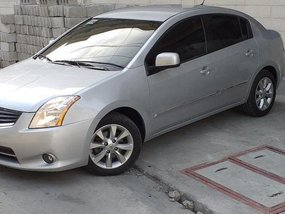 Selling Nissan Sentra 2012 Automatic Gasoline in Mandaluyong