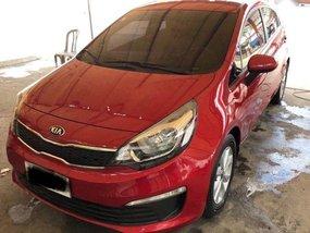 Sell Brand New 2016 Kia Rio Sedan at 20000 km in Cebu City
