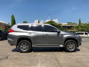 Sell 2nd Hand 2017 Mitsubishi Montero at 28000 km in Makati