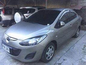 Selling 2011 Mazda 2 Sedan for sale in Taguig
