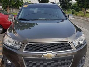 Sell 2nd Hand 2015 Chevrolet Captiva Automatic Diesel at 67000 km in Marikina