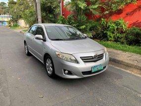 Toyota Altis 2009 Automatic Gasoline for sale in Quezon City