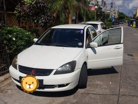 2nd Hand Mitsubishi Lancer 2009 Manual Gasoline for sale in Bacoor