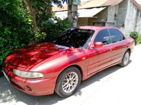 Selling 2nd Hand Mitsubishi Galant 1997 in Pulilan