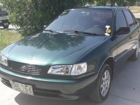 Selling Toyota Corolla 2000 Manual Gasoline in Guagua