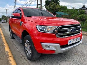 Selling 2nd Hand Ford Everest 2016 at 34000 km in Las Piñas